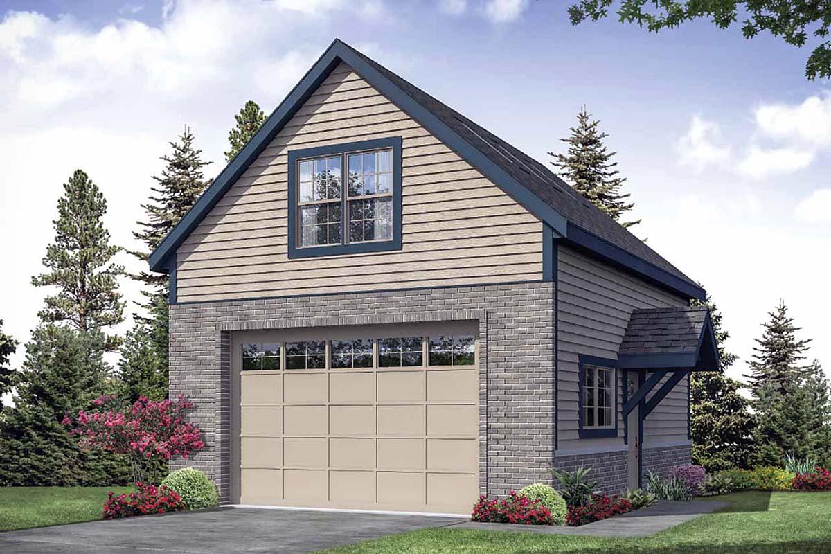 Garage Plan 41362
