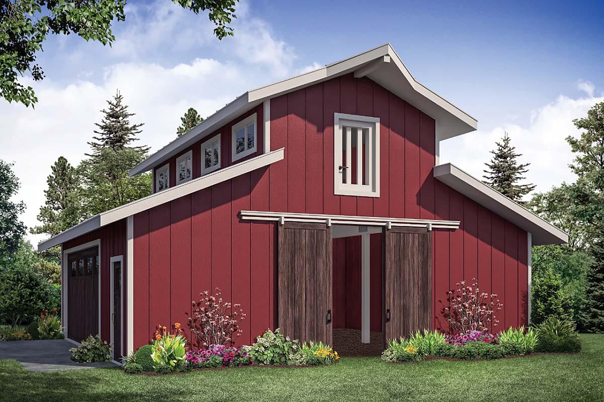 Garage Plan 41364