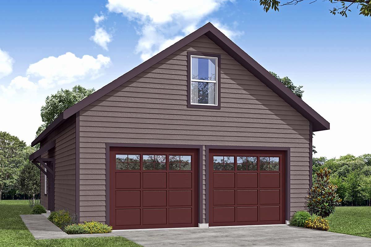 Garage Plan 41367