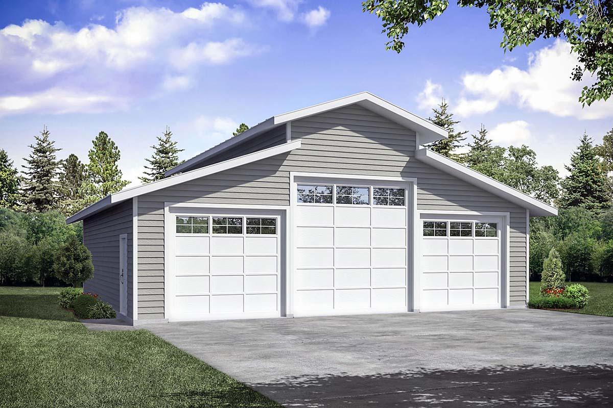 Garage Plan 41370