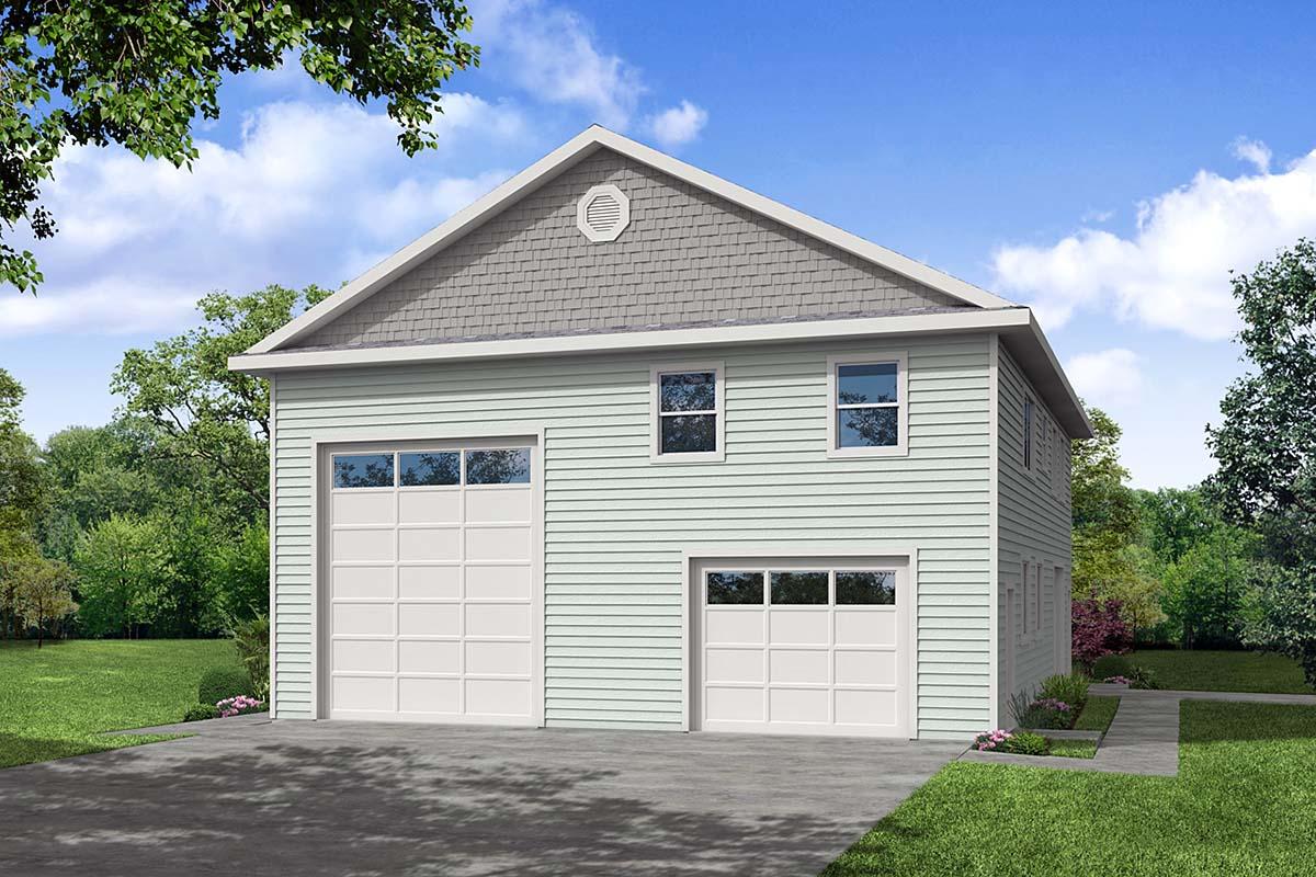 Garage Plan 41371