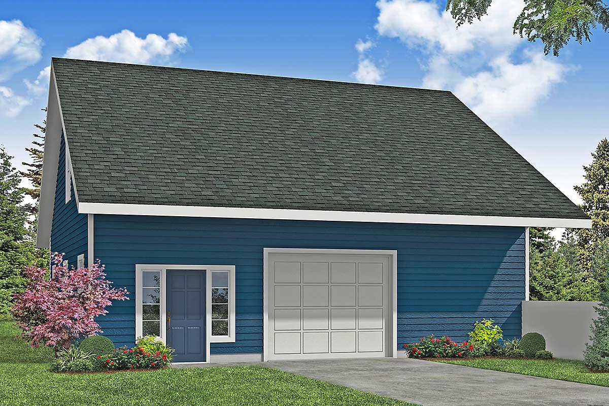 Garage Plan 41373