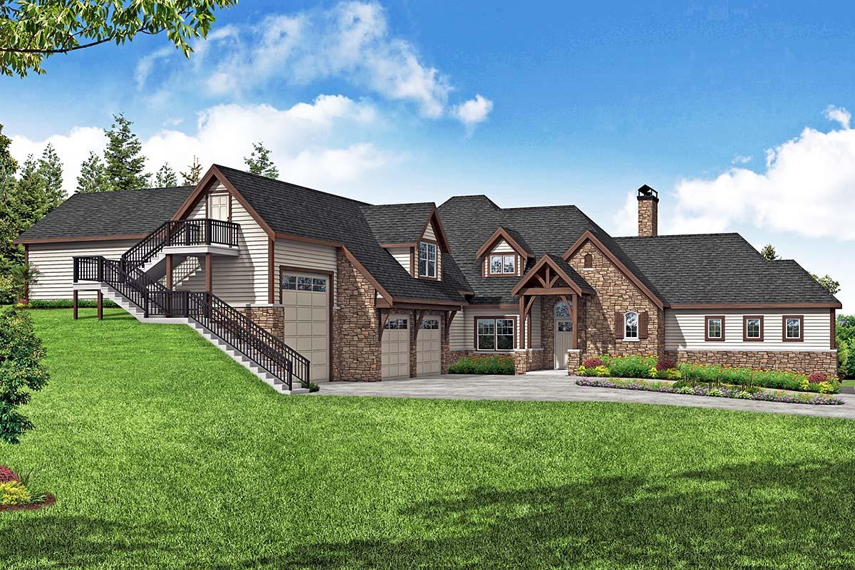 House Plan 41380