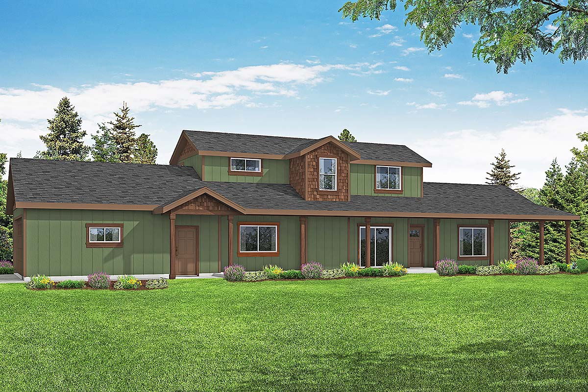 House Plan 41381