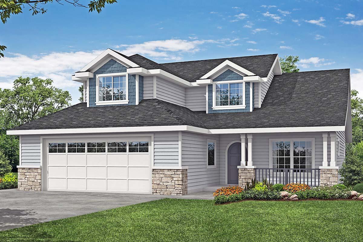 House Plan 41384