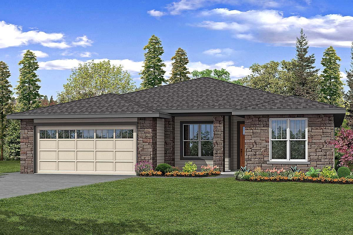 House Plan 41386