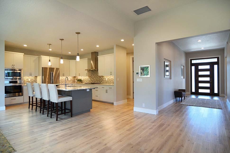 Modern, Prairie, Ranch House Plan 41389 with 3 Beds, 2 Baths, 2 Car Garage Picture 15