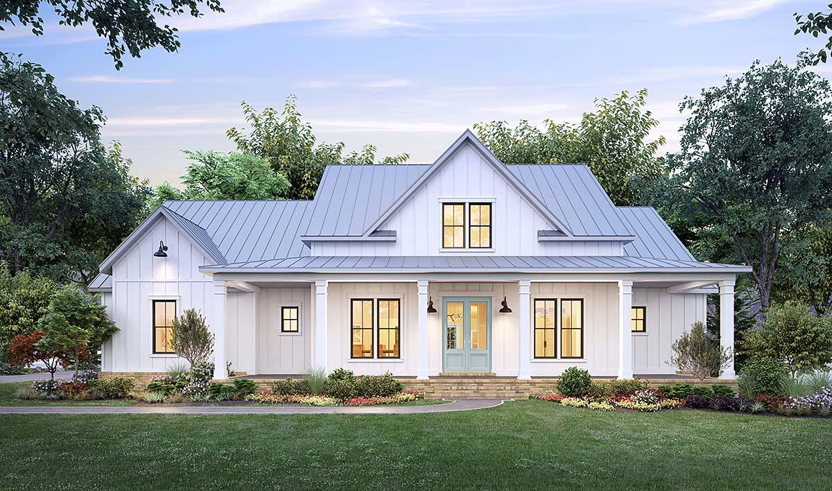House Plan 41423