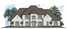 House Plan 41503
