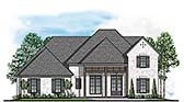 Plan Number 41504 - 2943 Square Feet