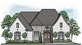 Plan Number 41505 - 2929 Square Feet