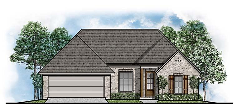 House Plan 41509