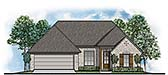 Plan Number 41509 - 1697 Square Feet