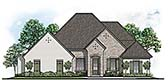Plan Number 41510 - 2417 Square Feet