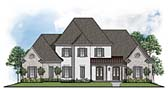 Plan Number 41514 - 3277 Square Feet