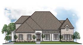 House Plan 41521