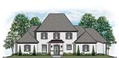 Plan Number 41532 - 3535 Square Feet