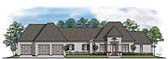 Plan Number 41538 - 2861 Square Feet