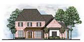 Plan Number 41547 - 3992 Square Feet