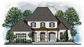 Plan Number 41553 - 3938 Square Feet