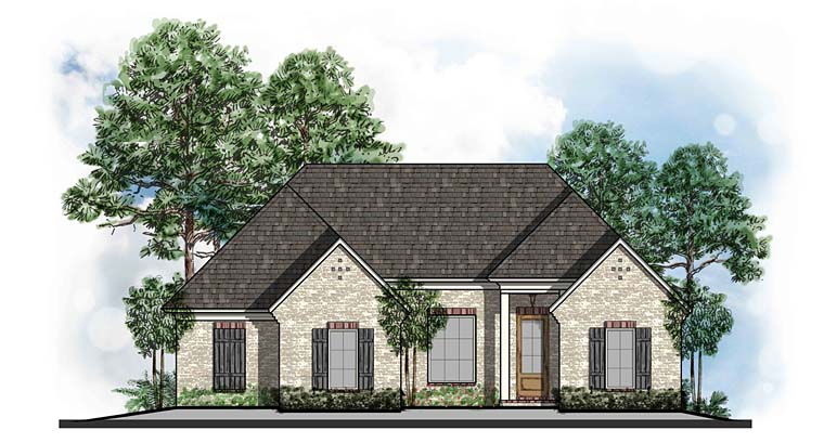 House Plan 41568