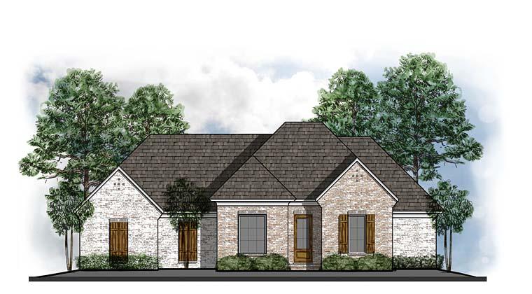 House Plan 41573