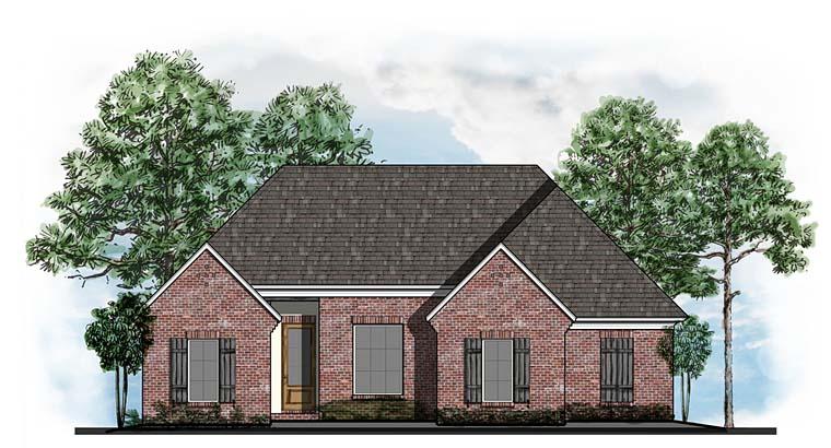 House Plan 41575
