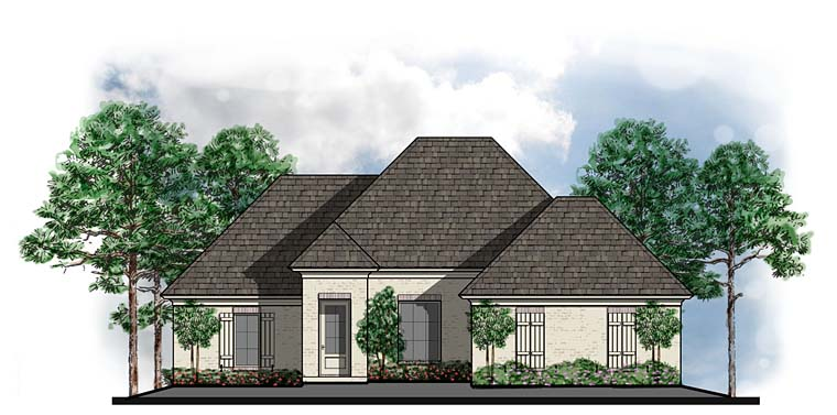 House Plan 41576