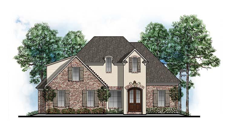 House Plan 41594