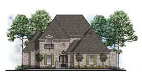 House Plan 41600