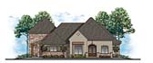 Plan Number 41605 - 3054 Square Feet