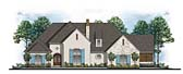 Plan Number 41607 - 4317 Square Feet
