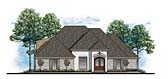 Plan Number 41609 - 2732 Square Feet