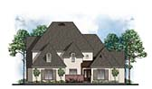 Plan Number 41610 - 4086 Square Feet