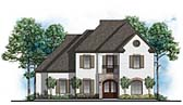 Plan Number 41614 - 3674 Square Feet