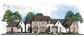 Plan Number 41621 - 3751 Square Feet