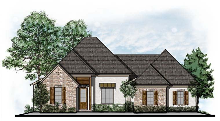 House Plan 41628