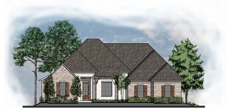 House Plan 41632