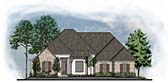 Plan Number 41632 - 2031 Square Feet