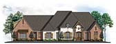 Plan Number 41634 - 4115 Square Feet