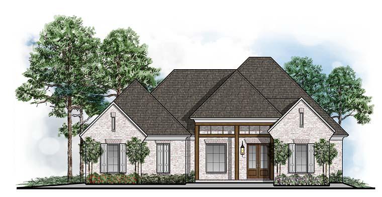 House Plan 41646