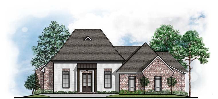 House Plan 41650