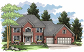 Plan Number 42011 - 2722 Square Feet