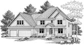 Plan Number 42022 - 3253 Square Feet