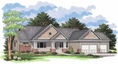 Plan Number 42024 - 3772 Square Feet