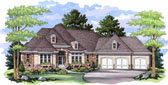 Plan Number 42030 - 4707 Square Feet