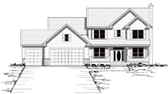 Plan Number 42038 - 2760 Square Feet