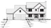 Plan Number 42038 - 2760 Square Feet