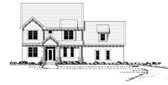 Plan Number 42040 - 2608 Square Feet