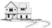 Plan Number 42041 - 2568 Square Feet